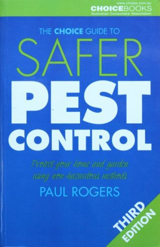 The Choice Guide to Safer Pest Control
