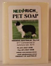 Neem Petcare Pet Soap