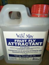 Fruit Fly Attractant 1L - Wild May